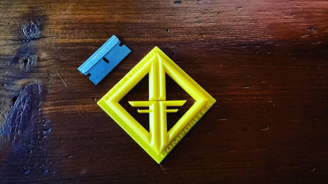 3D Printing Custom Emblems